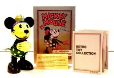 SCHYLLING RETRO TOY COLLECTION DISNEY MINNIE MOUSE #60070 TIN WIND UP TOY MINT