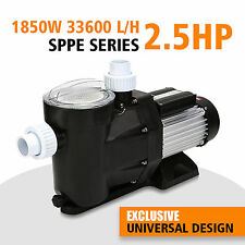 2.5HP In Ground Swimming Pool Pump Motor Self-Priming Compatible Strainer GREAT