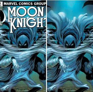 MOON KNIGHT #1 VF/NM (2021) VARIANT SET / Tyler Kirkham/ ASM 238 Homage