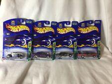 2003 Hot Wheels Treasure Hunt  Lot 1,3,4,5 RR's New MOC Free Shipping