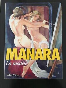 La Modèle MANARA Albin Michel