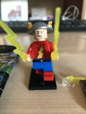 lego minifigure dc series Flash