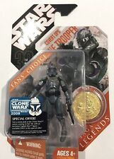 STAR WARS SAGA LEGENDS: COVERT OPS CLONE TROOPER with GOLD COIN