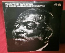 THE LIVE BIG BAND SOUND OF COUNT BASIE AND HIS ORCHESTRA 2317 083 VEWE RECORDS