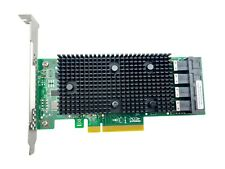 LSI 9400-16i SATA/SAS HBA Controller CARD 12 Gbps PCIe 16 Port Support NVME HDD