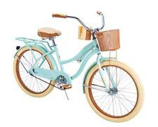 🔥 BRAND NEW Huffy Nel Lusso 24 inch Cruiser Bike - Mint Green FREE SHIPPING 🔥