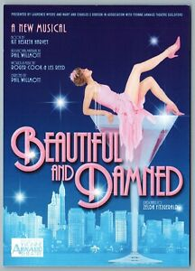 Postcard Theatre 2003 Beautiful and Damned Musical Yvonne Arnaud Theatre UK