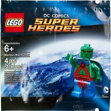 LEGO Super Heroes Martian Manhunter Minifigure Polybag Set 5002126