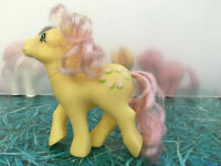 My Little Pony G1 Posey Pink Hair Vintage Toy Hasbro 1984 Collectibles MLP A