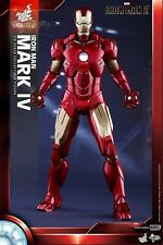 1/6 Movie Masterpiece Iron Man Mark IV mms 338 Figure Exclusive Hot Toys