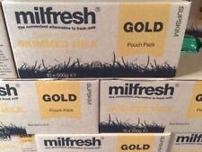 Unbranded Milk, Cream & Substitutes