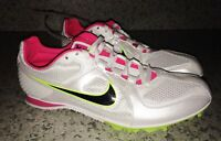 NIKE Zoom Rival MD Multi Use Mid Distance Shoes Track Spikes NEW Womens Sz 11