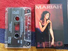 Mariah Carey – Hero Label: Columbia Records – 659812 8  Tape Cassette Single