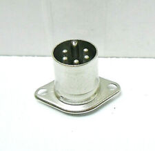 61Kd5M Switchcraft Receptacle Connector, New Old Stock Made In 1989