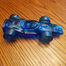 Avon Wild Country Aftershave Cobalt Blue Sure Winner Race Car Decanter Vintage!