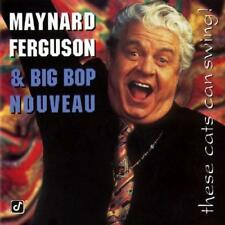 Maynard Ferguson - These Cats Can Swing! (NEW CD)