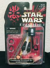 Star Wars The Phantom Menace TPM EP1 Underwater Accessory Pack