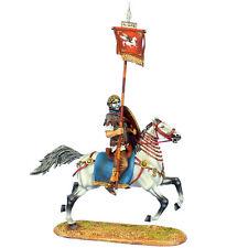 ROM118 Imperial Roman Auxiliary Cavalry Standard Bearer - Ala II by First Legion