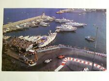 1987 Monaco Formula 1 Grand Prix Print Picture Poster RARE!! Awesome L@@K