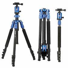 """Zomei M7 Aluminium Tripod 63"""" with Ball Head for Canon Nikon DSLR Camera Video"""