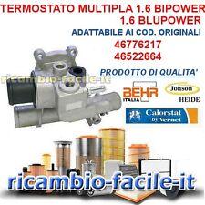 TERMOSTATO VALVOLA TERMOSTATICA FIAT MULTIPLA 1.6 BIPOWER BENZINA GPL 1600 BLUPO