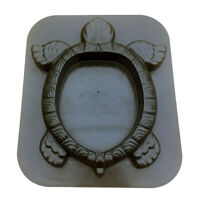 Turtle Stepping Stone Mold DIY Concrete Cement Mould Garden Path Paving