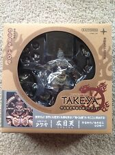 Revoltech Takeya Takayuki Buddhist Statue Collection: KOMOKUTEN (No.002)