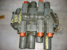 New - Rexroth 4-Spool Hydraulic Valve AG-7713-0-1