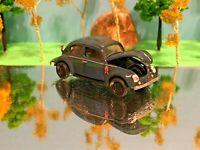 1953 Volkswagen Beetle, VW Slug Bug, 1/64 Diecast Body, Working Hood & Doors NEW