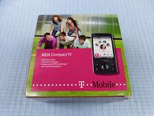 Original T-Mobile MDA Compact IV 4gb negro! sin bloqueo SIM! impecable embalaje original!!