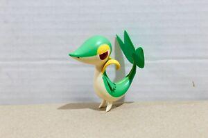 "Pokemon Nintendo JAKKS Pacific 2011 Snivy 2.5 - 3"" PVC Figure - Near Mint!"