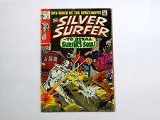 Silver Surfer #9 Mephisto Buscema marvel VG