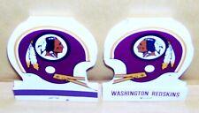 WASHINGTON REDSKINS--2 HELMET SHAPED NFL MATCHES--NEW