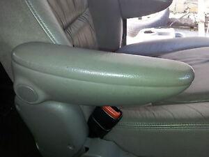 Chrysler (Grand) Voyager Armrest for Right Arm In Grey 2004-2007