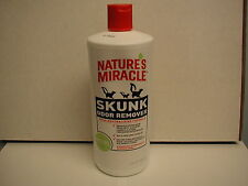 Nature's Miracle Skunk Odor Remover - 32 fluid ounces