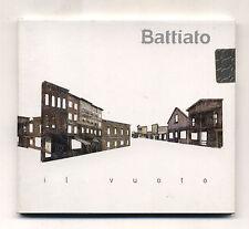 Cd PROMO FRANCO BATTIATO Il vuoto - cds singolo single NUOVO 2007