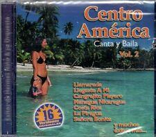 Hermes nio y su Orquesta Centro America Cana y Baila Vol 2 BRAND NEW SEALED CD