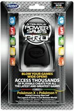 NEW Datel Action Replay for Nintendo 3DS 2DS Power Saves PRO Cheat Codes - NEW!