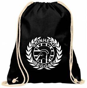 Turnbeutel Backpack Gymsack Skinhead Reggae Für Trojan Traditional Skinheads Oi!