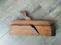 Antique Moulding Wood PlaneNo. 298 Woodworking Hand Tools Curved Blade