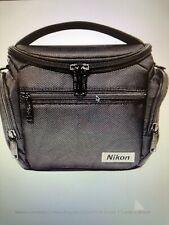 Nikon Compact Camera Bag For Coolpix Nikon 1 Camera Black NEW! Model 17009