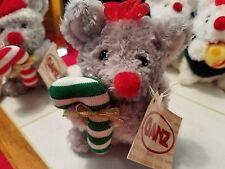 Ganz Tiptoe Mice Stuffed Animal