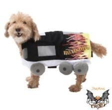 """NWT Bret Michaels """"Road Dog"""" Tourbus Dog Padded Costume Medium"""