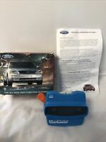 View-Master Ford 2005 Five Hundred View Master Collector Excellent Condition!