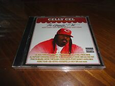 Celly Cel - the Gumbo Pot Rap CD - Crooked I Tech N9ne Mr 3-2 Juvenile Hobo Tone