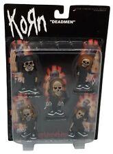 Korn Untochables Deadmen 5-Figure Pack Stronghold