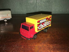 "1:87 SCALE 1982 MATCHBOX DODGE COMMANDO ""NESTLE CHOKITO"" MADE IN MACAU"