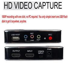 EZCAP 282 HD TV Video Capture for Xboxone/360 PS2 PS3 PS4  Video Recorder Box