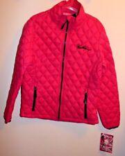 New Weatherproof puffer jacket girls size M (10/12)