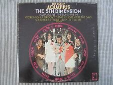 THE 5TH DIMENSION ~ THE AGE OF AQUARIOUS  VINYL RECORD LP / 1967-70 SOUL CITY